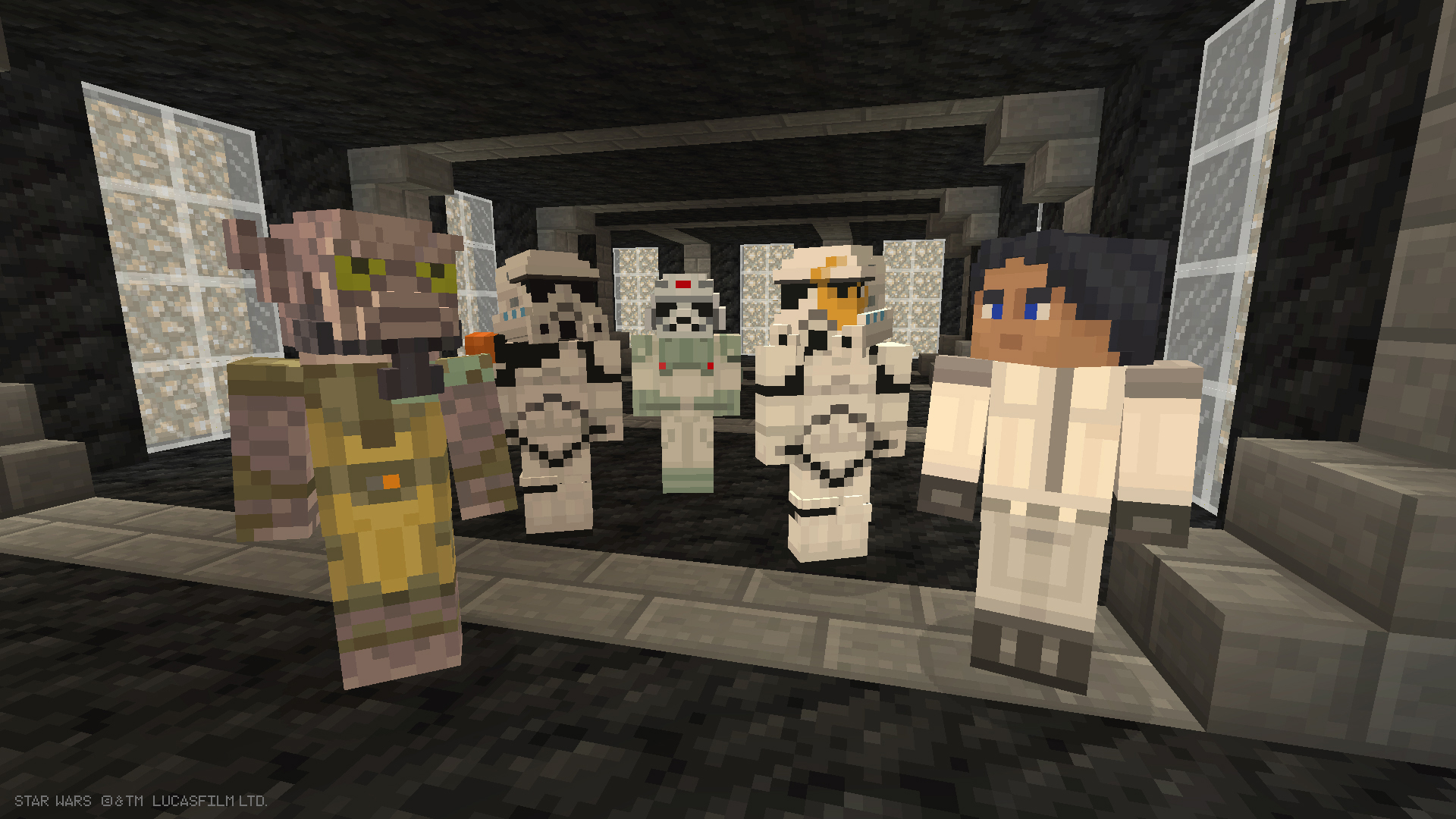 Skin de Star Wars Rebels chega ao Minecraft - Cast Wars