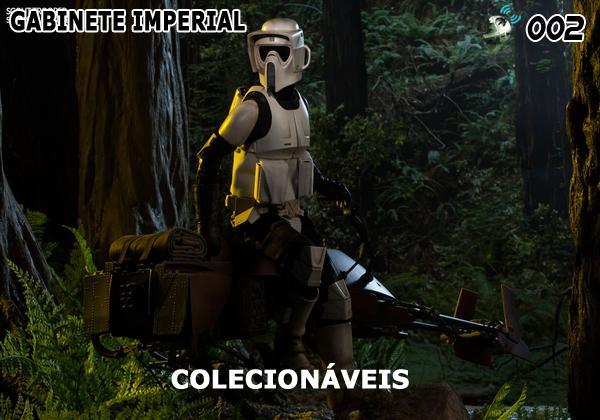 Gabinete Imperial 002 – Colecionáveis
